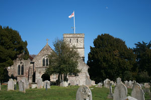 Fawley Church