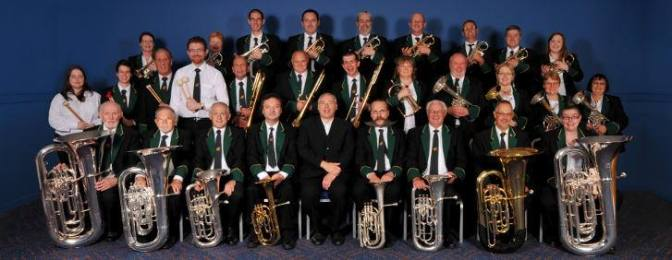 The New Forest Brass Band Saturday 21st of April
