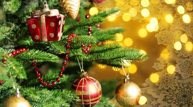 Christmas Tree Festival with Melody Makers Choir on Saturday 7th December