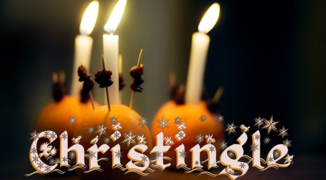Christingle – Fawley All Saints 24th December 4.00pm 2019