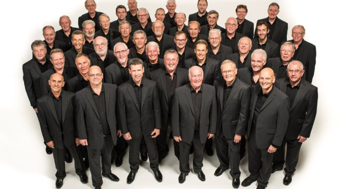 The Bournemouth Male Voice ChoiR And The Friday Girls Saturday 12th October