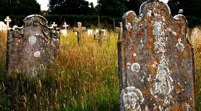 Churchyard Chat – Autumn 2019
