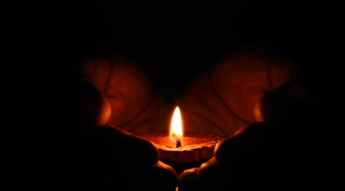 Prayer about the outbreak & Light a Candle 7pm 22nd March