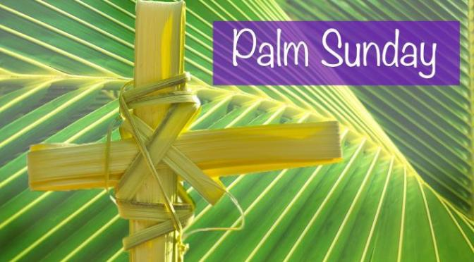 Resources for Palm Sunday