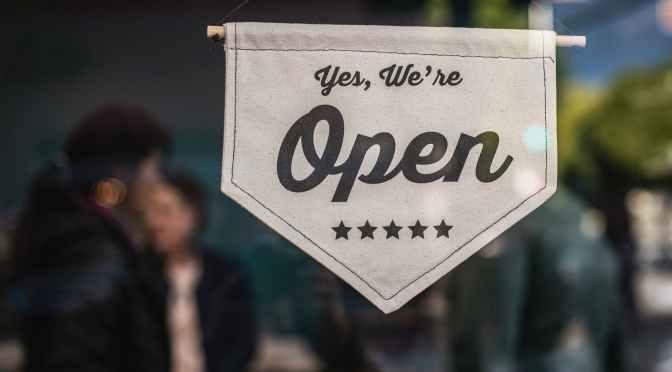 Reopening of Open Door – 7th of September